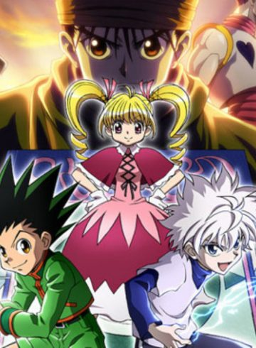 Hunter x Hunter - Anime