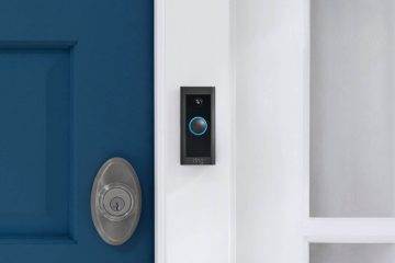 Ring Wired Video Doorbell