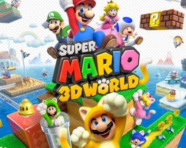 Super Mario World 3D