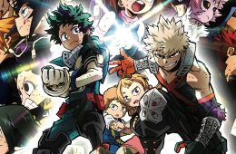 My Hero Academia - Heroes Rising Anime