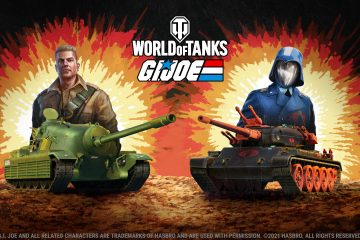 GI Joe World of Tanks