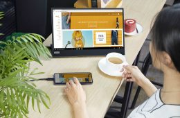 Lenovo IdeaPads and Mobile Monitor 2021