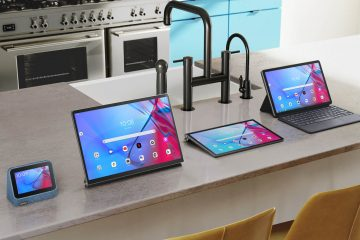 Lenovo Tablets+Smart Devices_MWC 2021 lineup