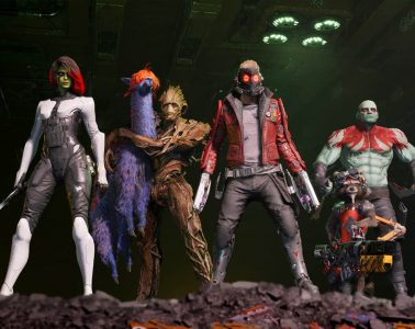 Marvel's Guardians of the Galaxy - Square Enix