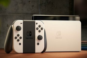 Nintendo Switch OLED Model 2021