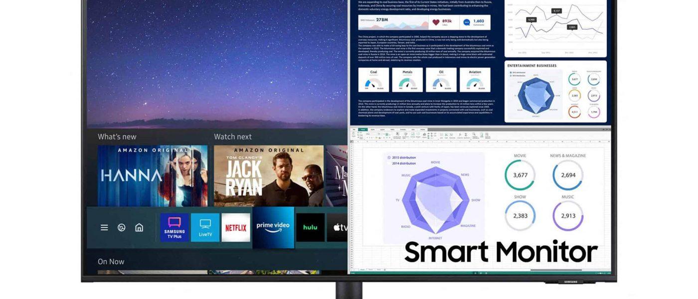 Samsung M5 Smart Monitor