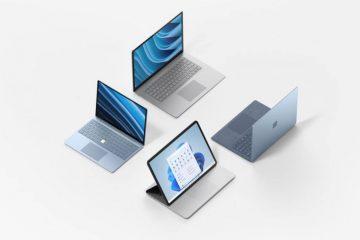 Microsoft Surface range 2021 (1)